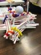 Straw Tower Challenge Design 3